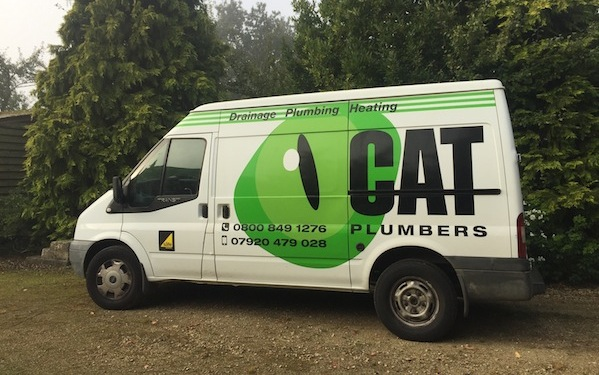 Contact Cat Plumbers Emergency drainage, heating, plumbing services 24/7
